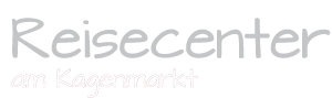 Reisecenter am Kagenmarkt Logo